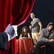 Les comédiens